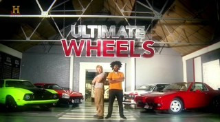 Крутые тачки / Ultimate Wheels 03. Фургон-самолёт (2014) History Channel