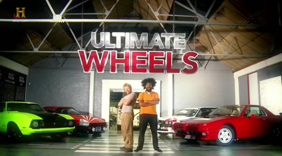 Крутые тачки / Ultimate Wheels 08. Шинковка Феррари (2014) History Channel