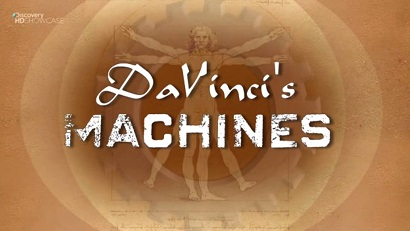 Аппараты Да Винчи 1 сезон 1 серия. Танк / Da Vinci's Machines (2009)