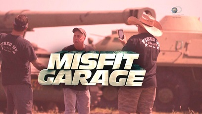 Мятежный гараж 3 сезон 3 серия. Crushed GTO and Chopped '41 Ford, часть 1 / Misfit Garage (2016)