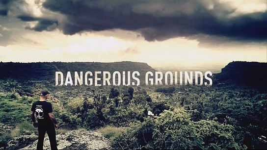 Опасные земли 2 сезон 6 серия. Крепость майя / Dangerous Grounds (2014)