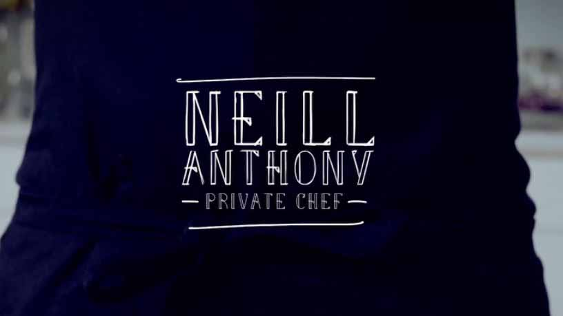 Нилл Энтони: Частный Повар 1 серия. Франсуа и Нерин Пинар / Neill Anthony: Private chef (2016)