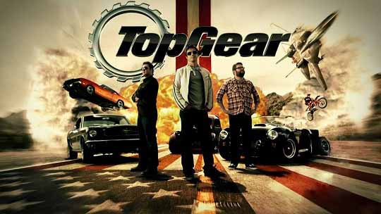 Топ Гир Америка 2 сезон 8 серия / Top Gear America USA (2012)