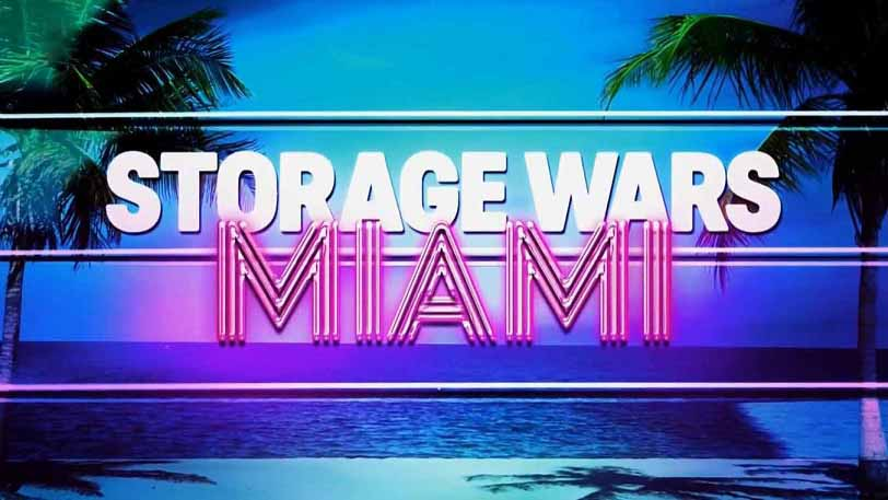 Хватай не глядя Майами 1 сезон: 10 серия. Форт-Лодердейл / Storage Wars Miami (2015)