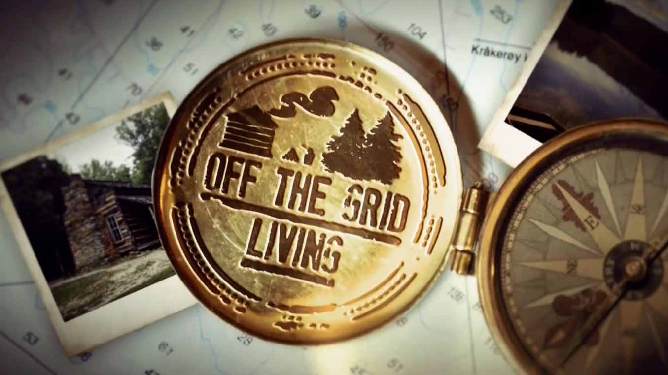Дом на краю света 5 серия. Пещеры города Кубер-Педи / Off The Grid Living (2014)