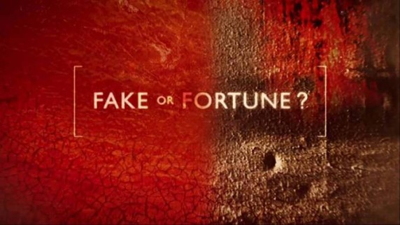 Подделка или удача 5 сезон 4 серия. Портреты / Fake or Fortune? (2016)