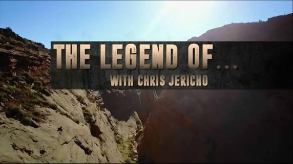Легенды... с Крисом Джерико 1 серия / The Legend Of ... with Chris Jericho (2017)