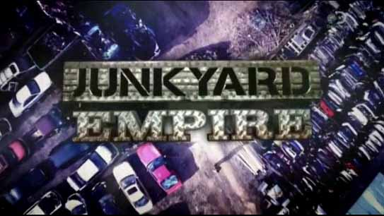 Ржавая империя 3 сезон 8 серия. Бриллианты в мусоре / Junkyard Empire (2017)