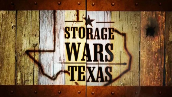Хватай не глядя Техас 2 сезон 01 серия. Полёт термита / Storage Wars Texas (2013)