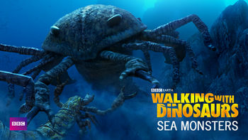 BBC Прогулки с морскими чудовищами / Sea Monsters – A Walking with Dinosaurs Trilogy 2 серия (1999)