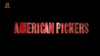 Американские Коллекционеры / American Pickers 6 сезон 12. Лабиринт Пэм (2014) History Channel HD