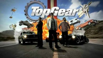 Топ Гир Америка 4 сезон: 14 серия. Снежное шоу / Top Gear America USA (2015)
